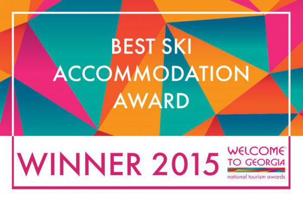 Best Ski Accommodation Award
